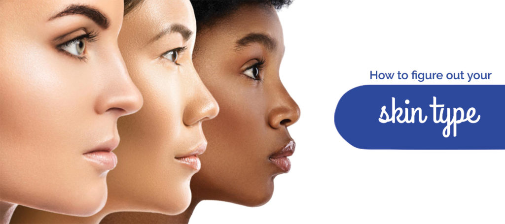 How to figure out your skin type